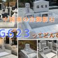 石の紹介|G623